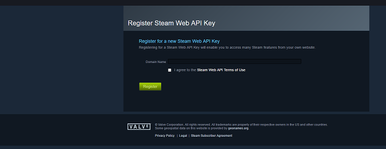 steam account sign up