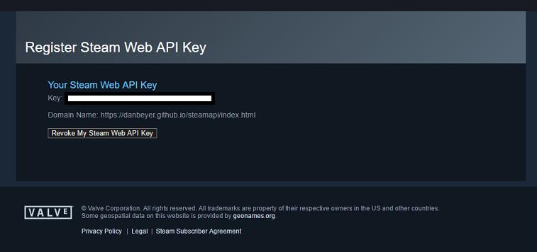 Steam Web API How-To-Guide